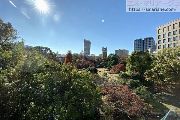 早稲田大学・庭園