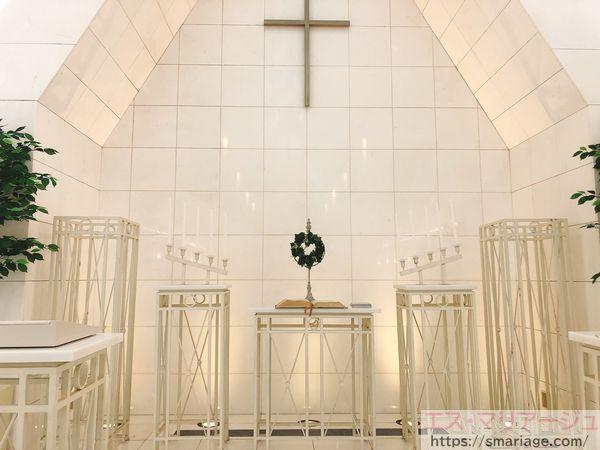 ホワイトチャペル・祭壇