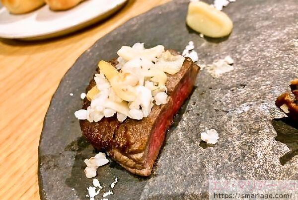 純白・牛フィレ肉