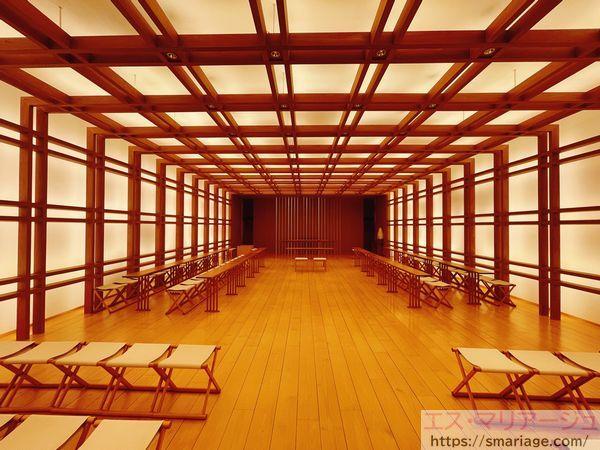 神殿(SHINTO SHRINE)・内観